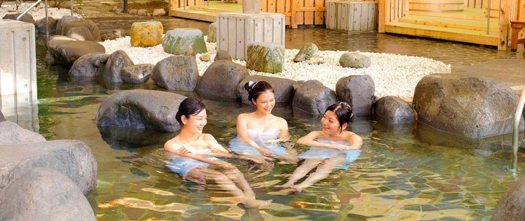 大江戸温泉天然温泉