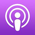 podcastアプリのアイコン